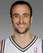 player Manu Ginobili news, stats, fantasy news, injuries, game log, hometown, college, basketball draft info and more for Manu Ginobili.