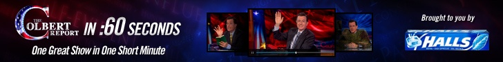 """""""Bang with Friends"""" App - The Colbert Report - 2013-07-02 - Video Clip 