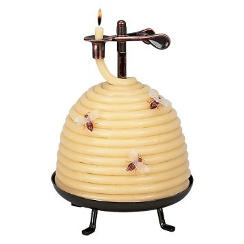 Amazon.com: Candle by the Hour 70-Hour Beehive Candle: Home & Kitchen
