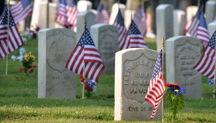 EE.UU celebra el Memorial Day