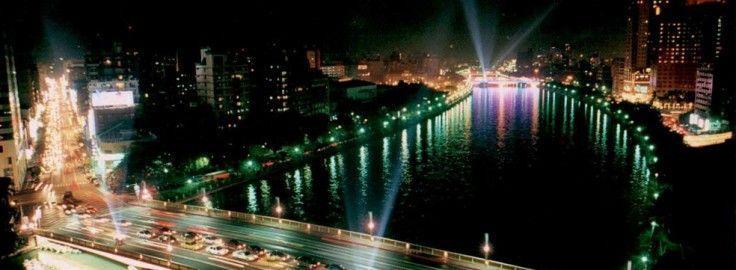 高雄橋、中正橋、七賢橋夜間照明計畫/原碩照明設計顧問有限公司