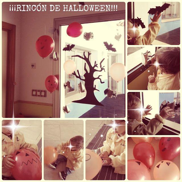 Proyecto de Halloween en el primer ciclo de educación infantil. Truco o trato