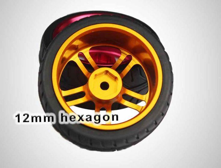 KAMM - Material Didáctico / Juguete rc 1/10 ruedas en coche de carretera ruedas llantas de aluminio