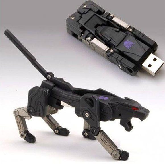 Transformers USB stick