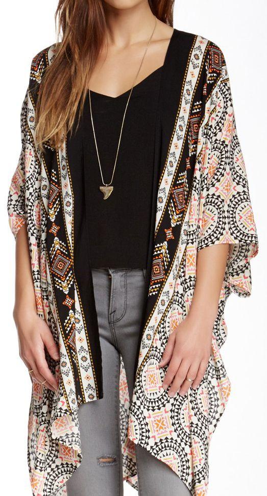 #Boho #Kimono