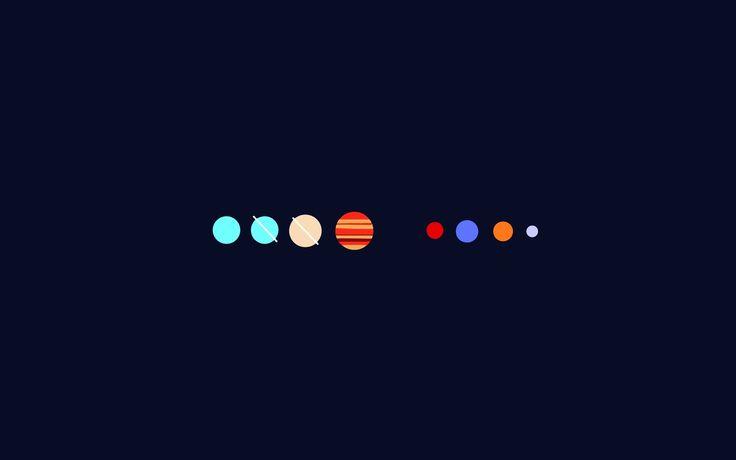 Solar System Wallpaper Free Download