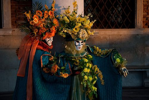 Fruits and Flowers - Carnival in Venice 2012