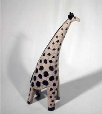 Gauteng girafe design divart statues et d coration for Art et decoration france