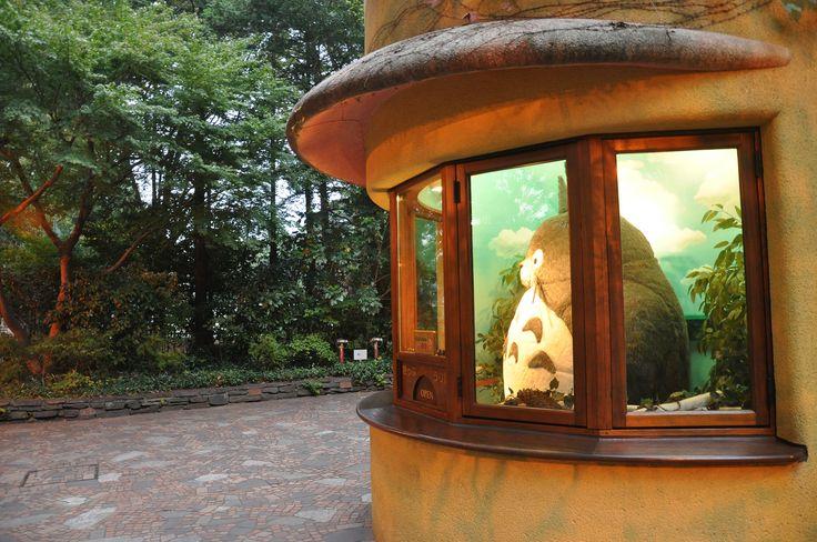 https://flic.kr/p/c9a3sQ   Ghibli Museum — Totoro ジブリ美術館〜トトロ   Mitaka, Tokyo, Japan 三鷹の森、東京