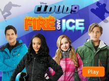 Digital Game Fire and Ice Disney Channel Original Movie Cloud 9 Free Printables | SKGaleana