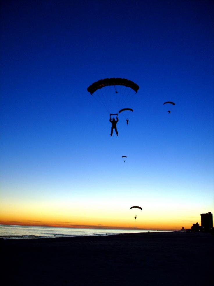 SKYDIVING OVER MYRTLE BEACH | Myrtle Beach