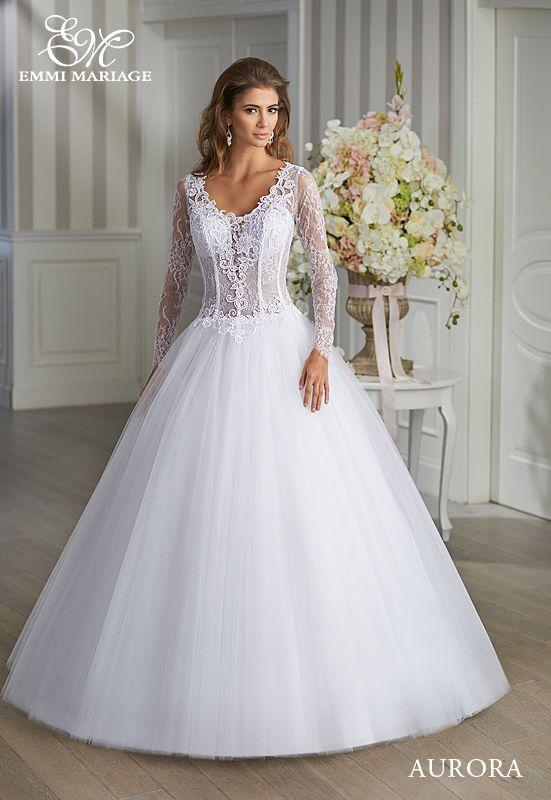 Suknie Ślubne 2015 : Aurora