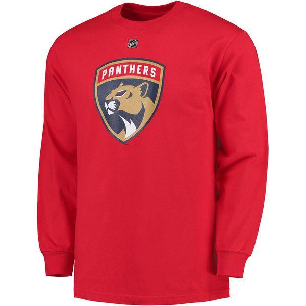 87aba5ed23e ... Jaromir Jagr Florida Panthers Reebok Long Sleeve Name Number T-Shirt -  Red - Boston Bruins Zdeno Chara 33 White Authentic NHL ...