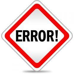 Usability:errori da evitare
