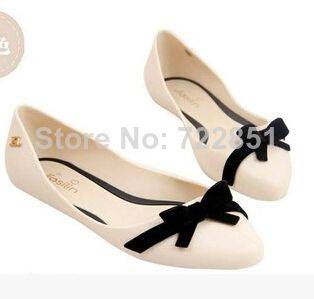 nueva llegada de moda melissa zapatos de la jalea alucinógena trippy dedo del pie puntiagudo sandalias de arco