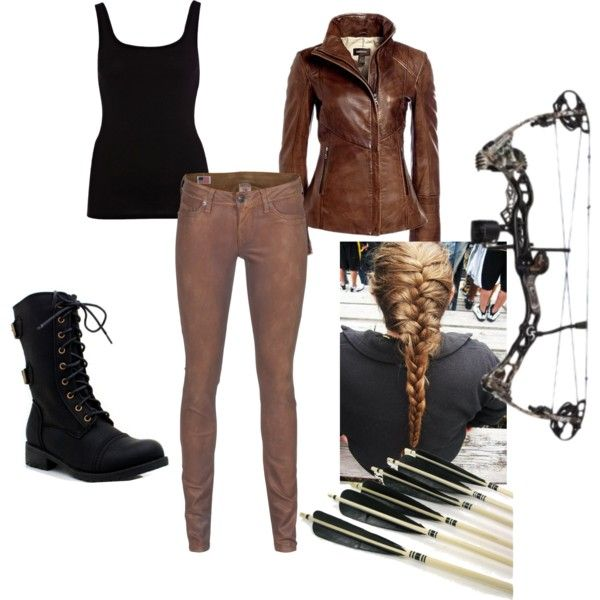 Hunger Games, Katniss outfit