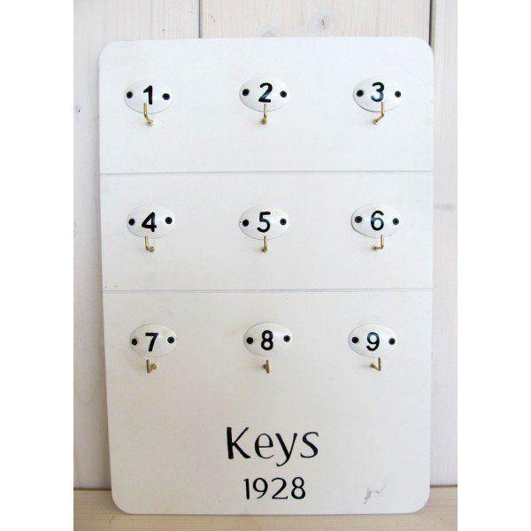 Vešiak  na kľúče Keys