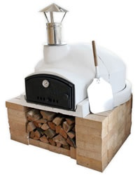 £1,320 -  Outdoor Pizza Oven -Vitcas Wood Fired Pizza/Bread Oven