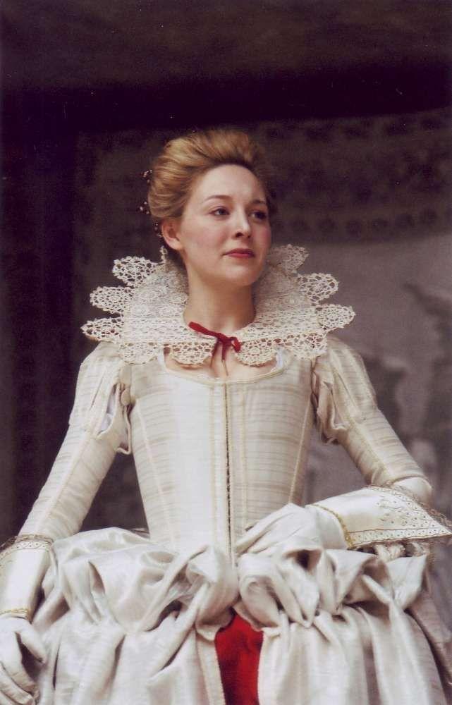 Perdita at the Globe Theater.  Jenny Tiramani costumer.