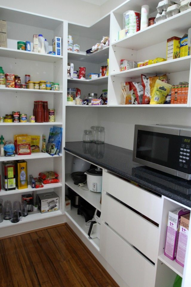 Pantry designs for today's kitchen - Matthews Joinery