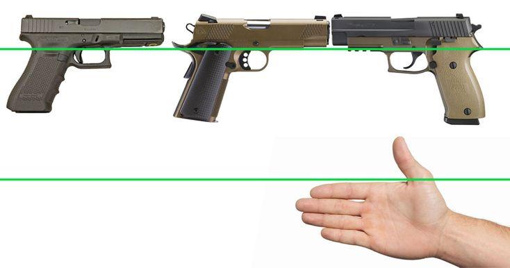 Why I don't like Glocks (striker fired pistols) - Page 3 - SIG Talk