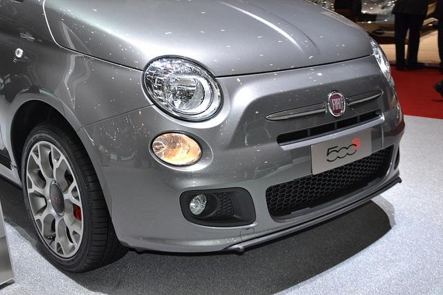 Fiat @ 83rd Geneva International Motor Show - Fiat 500S