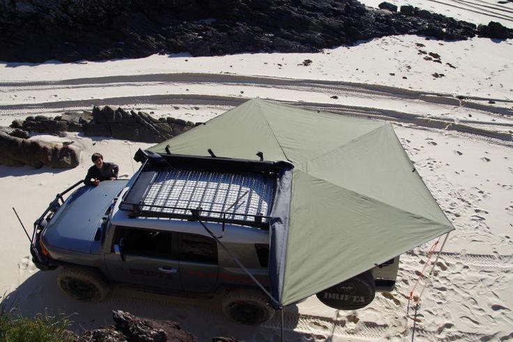 Rhs Drifta Rapid Wing Awning Kit Car Awnings Camping Inspiration Camping
