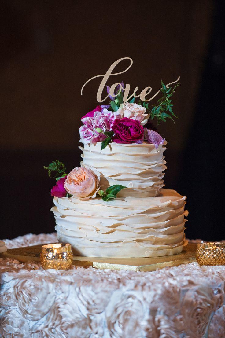 Jessica + Derek's Extraordinary Wedding at the Four ...