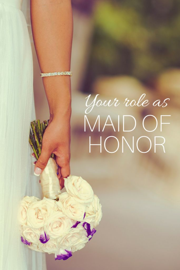 Such a good resource! I'll be the best maid of honor. :)