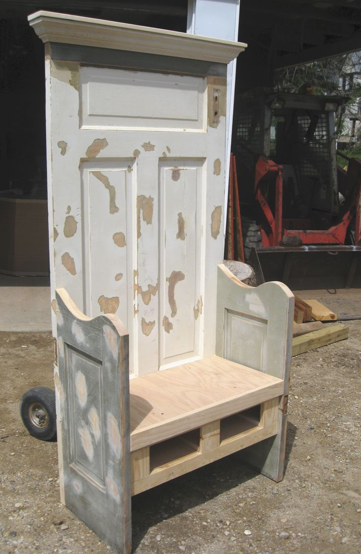 100 best upcycle recycle doors images by for Reuse old wooden doors