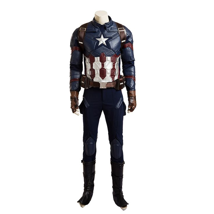manluyunxiao high quality captain america civil war cosplay costume captain america costume adult men halloween costume