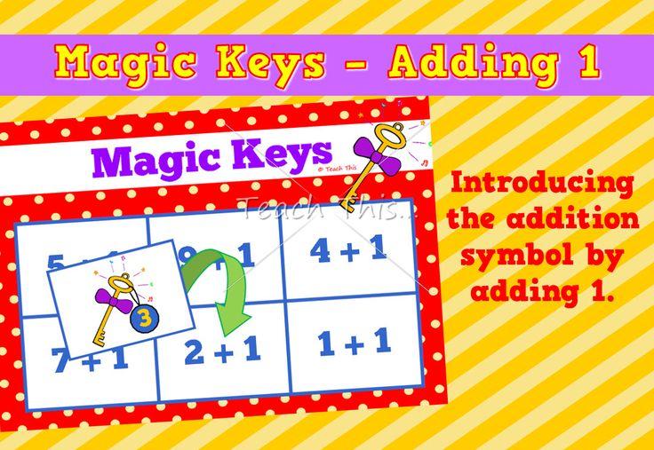 Magic Keys – Adding One