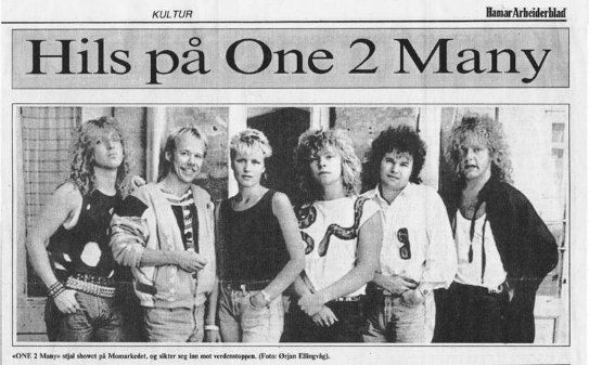 One 2 Many Momarkedet Consert - 87 - http://www.musikalske.net/one_2_many/one_2_many.htm