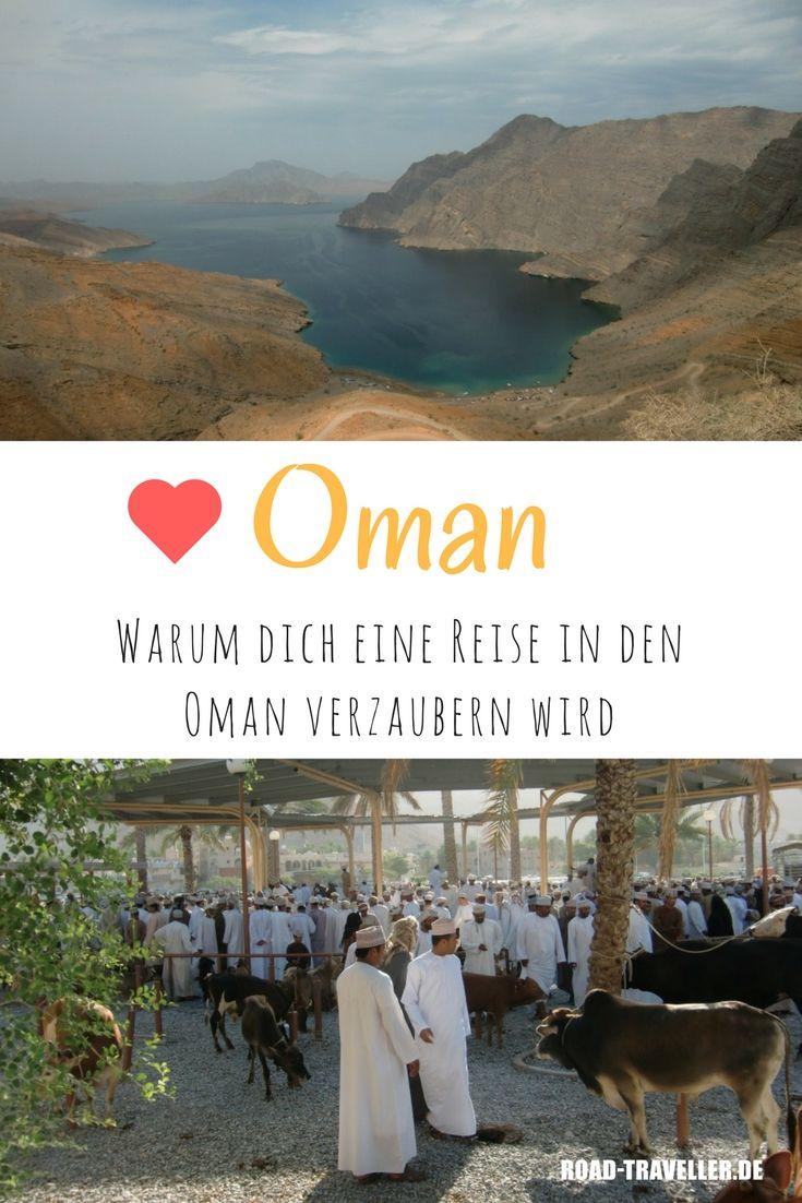 Das Sultanat Oman scheint direkt dem Märchenbuch entsprungen. Wenn du den Zauber aus 1001 Nacht real erleben willst, wenn du Roadtrips, unberührte Natur und die Begegnung mit freundlichen Menschen magst, dann solltest du unbedingt in den Oman reisen! Du bist noch nicht überzeugt? Wir haben unsere  besten Gründe zusammengefasst, warum dich eine Reise in den Oman verzaubern wird!