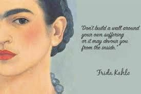 Frida Kahlo from Facebook.com