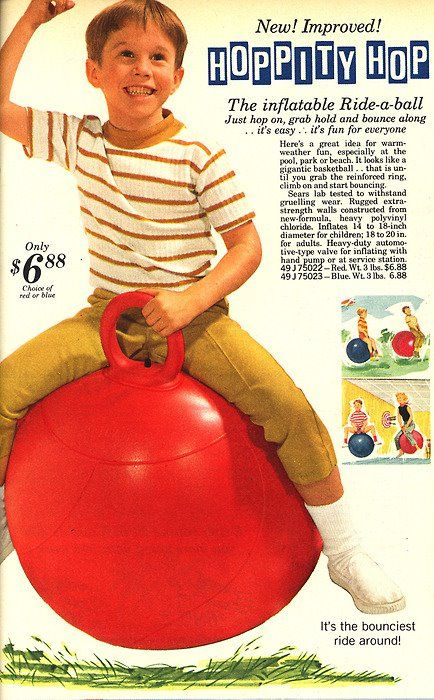 Hippity Hop -- loved this as a kid!