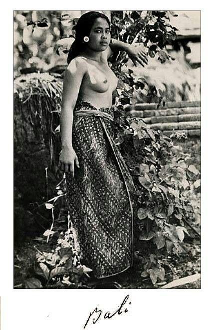 Young Bali Woman -