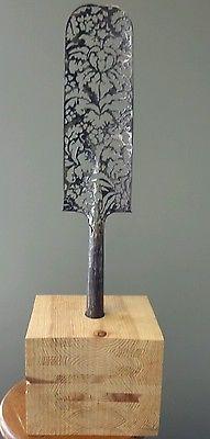 Shovel Art Sculpture Spade Metal Art Steel Magnolia Reclamed Shovel Industrial | eBay