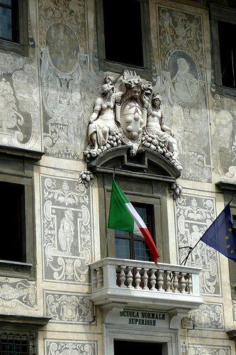Scuola Normale Superiore, Pisa, Italy