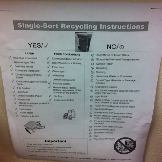 54 best Recycling Tips images on Pinterest | Upcycle, Management ...
