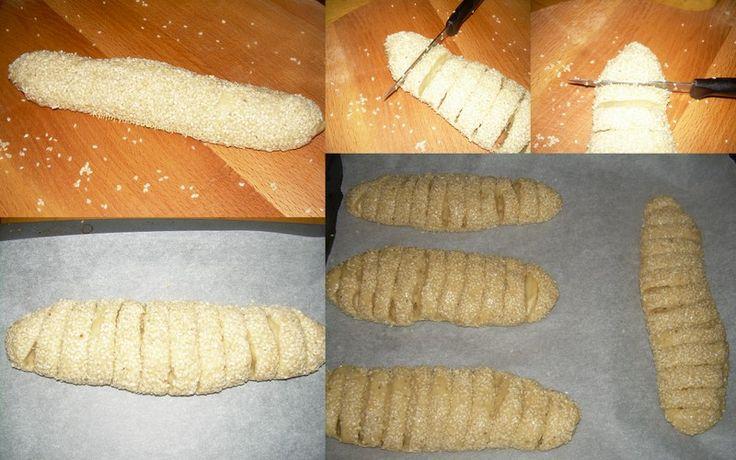 Νηστίσιμα μυρωδάτα χανιώτικα παξιμαδάκια (που μπορούν να φαγωθούν και σαν ψωμάκια) Τα πρωτοδοκιμάσαμε πριν από πολλά χρόνια στην Παλαιόχωρα Χανίων. Εκεί μας είπαν ότι τα λένε «χαλάκια» . Αργότερα είδα στο κλασικό πια βιβλίο «Κρητική κουζίνα» των Ψιλάκηδων ότι τα χαλάκια είναι ιδιαίτερο γλύκισμα του γάμου (και όχι παξιμαδάκια) στις …