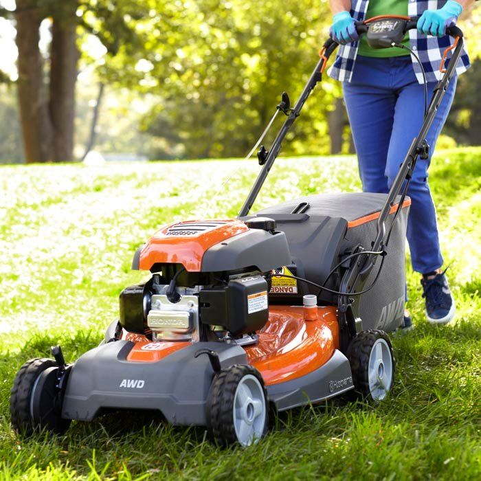 A push mower is effective on 1/2 acre or less. Use our guide to compare the different types to find the best push mower for your lawn.