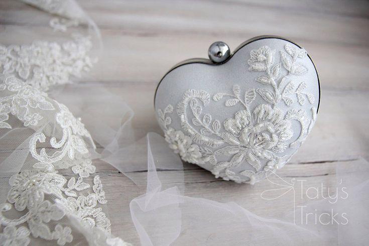Wedding clutch / Купить Сумочка клатч Moonlight - клатч, клатч ручной работы, сумочка на цепочке, сумочка свадебная