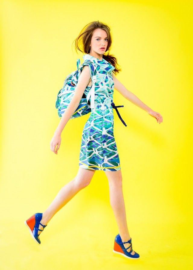 "Tara Jarmon 2013 ""Mademoiselle Tara""  Cute shoes!"