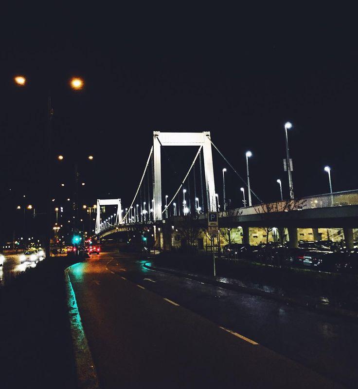 • elisabeth, the bright bride bridge • #bridge #budapest #night #lights #city #architecture #view #urban #nothingisordinary #mobilemag #exploretocreate #mik #vscohungary #vsco_urban #vscogood #instagood #welovebudapest #vscocam