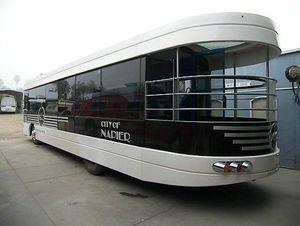 Napier's Art Deco buses