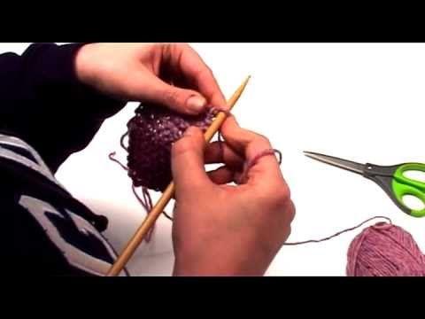Πλέξιμο - Τελείωμα / Κλείσιμο πλεκτού (binding off / cast off)