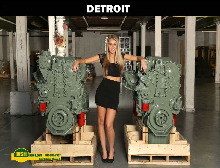We are looking for Detroit Diesel Series 60. Give us a call and we will give you a price. 312.368.7997. #detroitdiesel