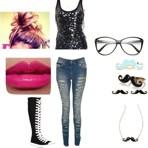 1000 Ideas About Skater Girl Outfits On Pinterest