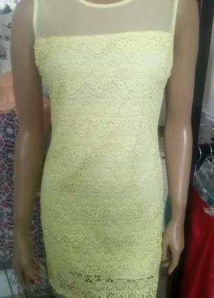 Kup mój przedmiot na #vintedpl http://www.vinted.pl/damska-odziez/sukienki-na-co-dzien/19022069-sukienka-cytrynowa-sm